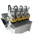 limac four head cnc router